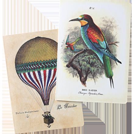 Üdvözlőkártya - 12,2 X 17,3 Cm