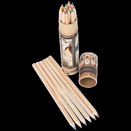 Színes Ceruza - Szett